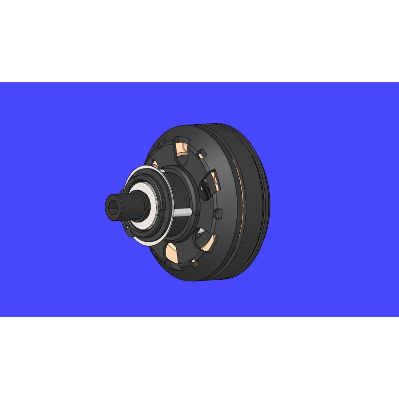 Start-Adapter for E-Starter/Fanwheel (M50034)